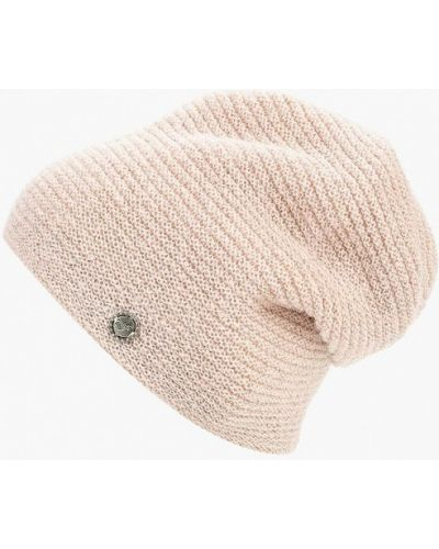 Розовая шапка осенняя Ferz