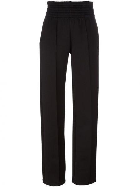Spodnie z kieszeniami czarne Givenchy
