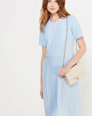 Платье - голубое Peperuna