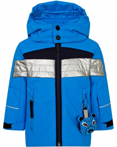 Голубая куртка Poivre Blanc