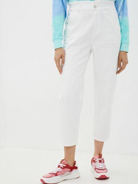 Расклешенные белые расклешенные джинсы Defacto