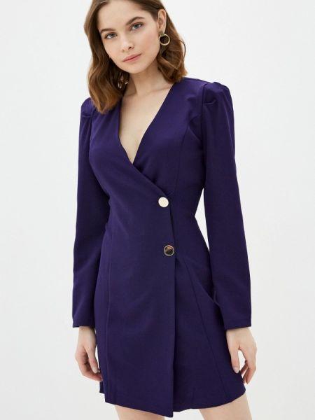 Фиолетовое платье Jimmy Sanders