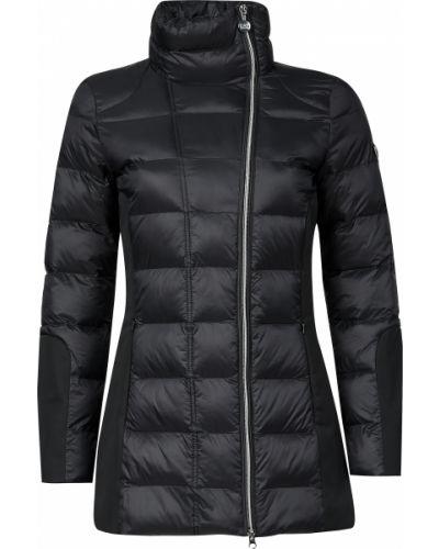 Куртка осенняя черная Ea7 Emporio Armani