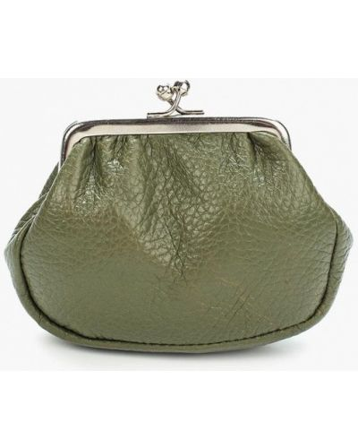 Зеленый кошелек D'angeny