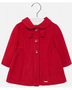 Куртка декоративный красная Mayoral