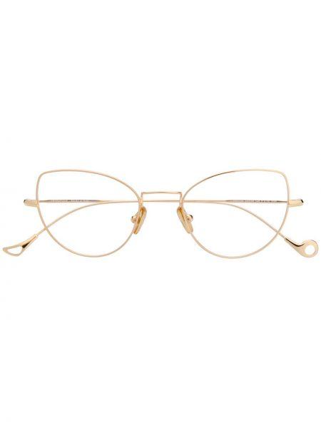 Złote okulary Eyepetizer