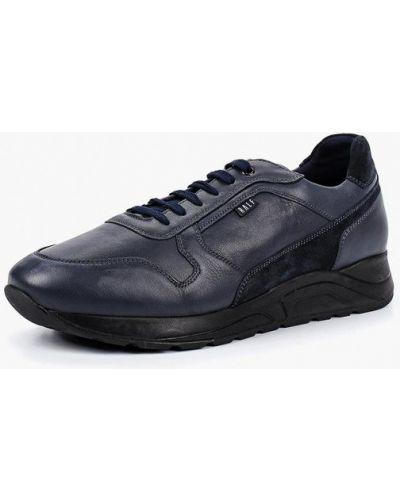 Кожаные кроссовки - синие Ralf Ringer