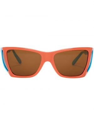 Okulary - pomarańczowe Jw Anderson