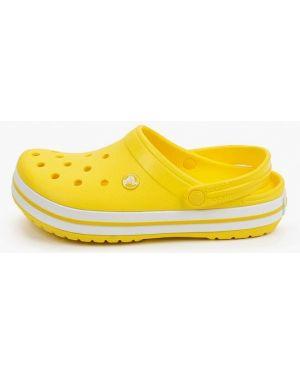 Сабо желтый Crocs