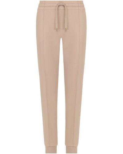 Бежевые брюки Windsor