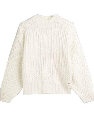 Biały sweter Josh V