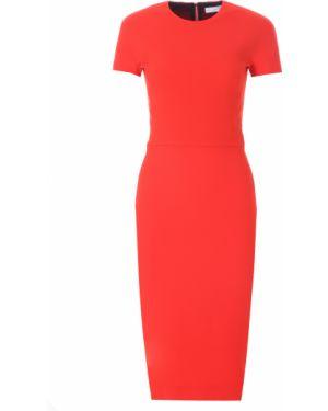 Платье мини футляр миди Victoria Beckham
