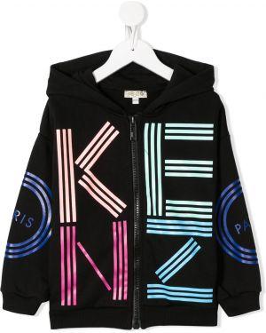 Bluza z kapturem z kapturem długo Kenzo Kids