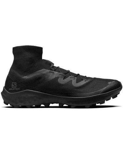 Нейлоновые кроссовки - черные Salomon S/lab