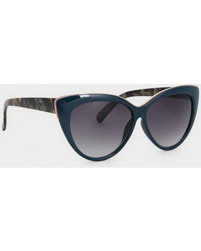 Солнцезащитные очки кошачий глаз стеклянные Parfois