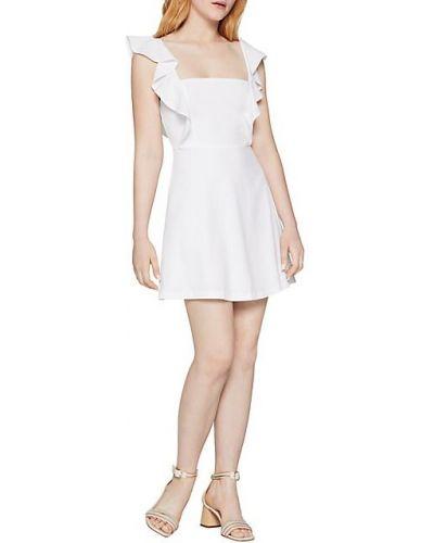 Свободное белое платье без рукавов Bcbgeneration