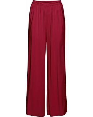 Свободные брюки палаццо с карманами Bonprix