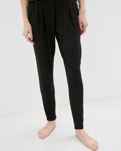 Домашние черные брюки Petit Pas