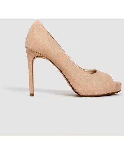 Туфли на высоком каблуке Mango