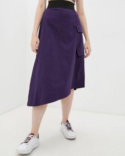 Фиолетовая юбка Helmidge