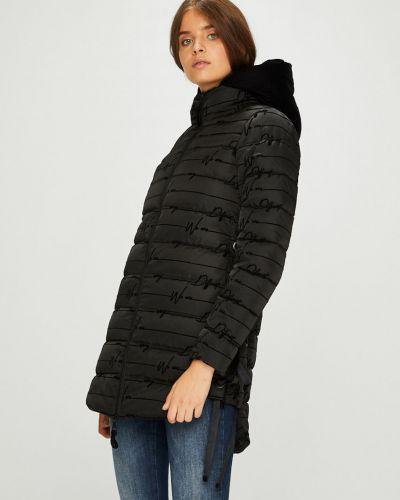 Куртка с капюшоном стеганая с карманами Desigual