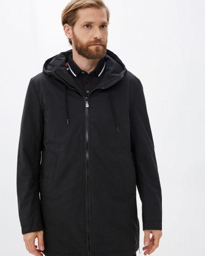 Черная куртка осенняя La Biali