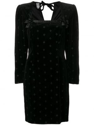 Приталенное платье винтажное Emanuel Ungaro Pre-owned