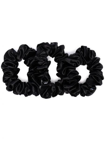 Слипы - черные Slip Silk