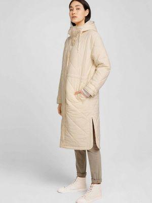 Утепленная куртка - бежевая Tom Tailor