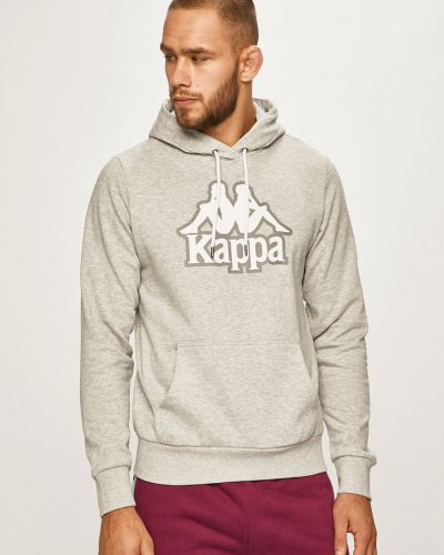 Bluza z kapturem na gumce z kapturem Kappa