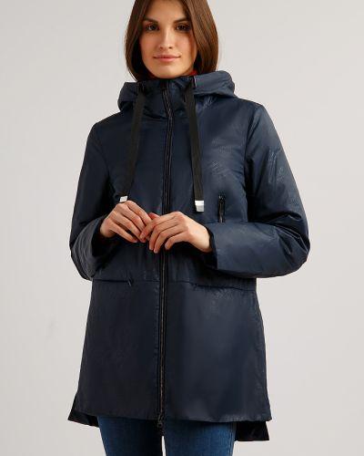 Утепленная куртка синий с подкладкой Finn Flare
