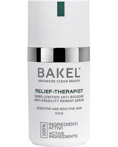 Codziennie skórzany serum do twarzy przezroczysty Bakel