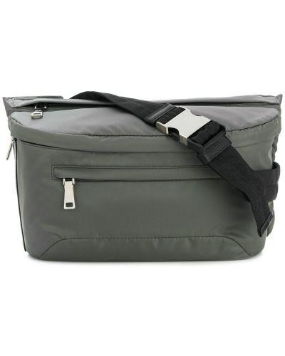 Поясная сумка на плечо на молнии Prada