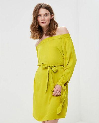 Желтая туника туника-блуза Ruxara