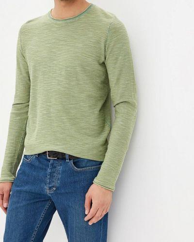 Зеленый лонгслив Shine Original