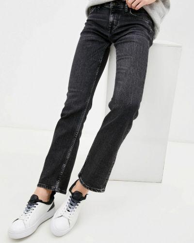 Прямые джинсы - черные Mustang