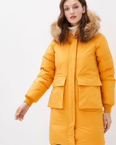 Желтая куртка Fadjo