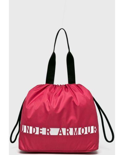 Сумка через плечо розовый универсальный Under Armour