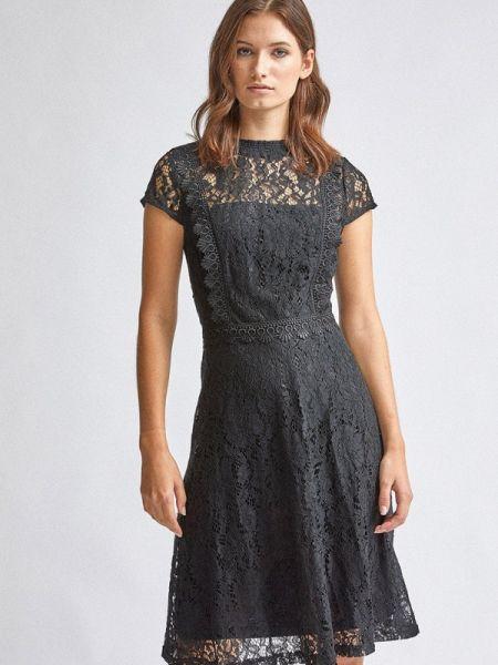 Вечернее платье серое весеннее Dorothy Perkins