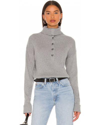 Трикотажный свитер - черный Bobi