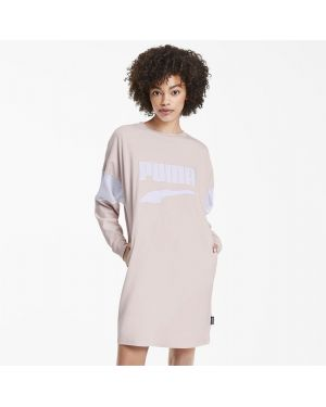 Платье оверсайз со вставками Puma