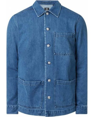 Koszula jeansowa - niebieska Strellson