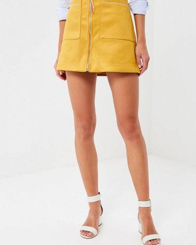 Юбка желтый Fascinate