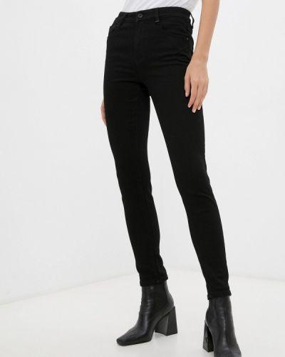 Черные зимние джинсы Miss Sixty