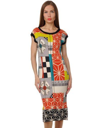 Платье из вискозы весеннее Jean Paul Gaultier