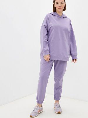 Спортивный костюм - фиолетовый Chic De Femme