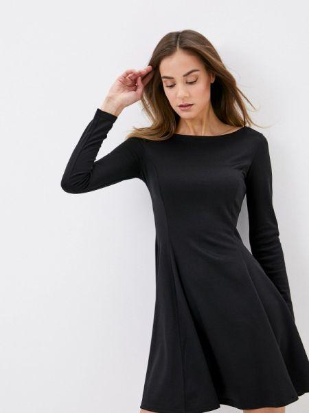 Черное платье Louitex