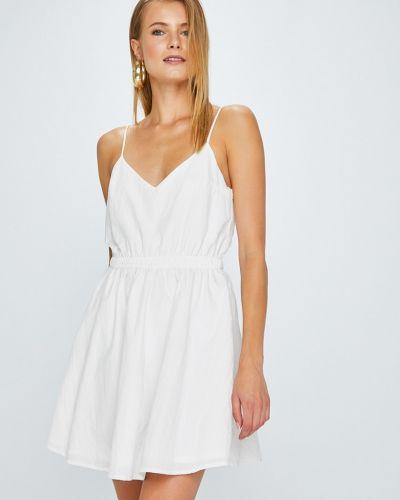 Расклешенное платье мини на молнии Review