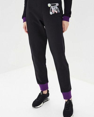 Спортивные брюки черные португальский Versus Versace