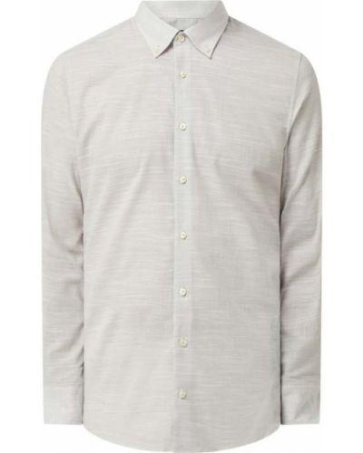 Koszula bawełniana z długimi rękawami Pierre Cardin
